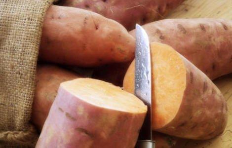 红薯为什么会越放越甜