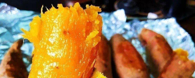 烤红薯和蒸红薯哪个热量高